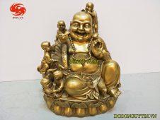 Tượng đồng Phật Di Lạc