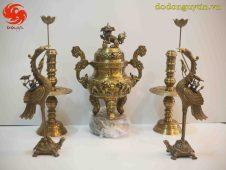 Bộ ngũ sự đồng vàng - Đồ đồng uy tín
